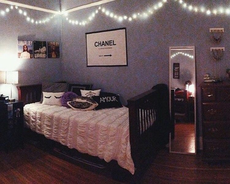 Camere Tumblr Natalizie : Tumblr bedroom u room pu