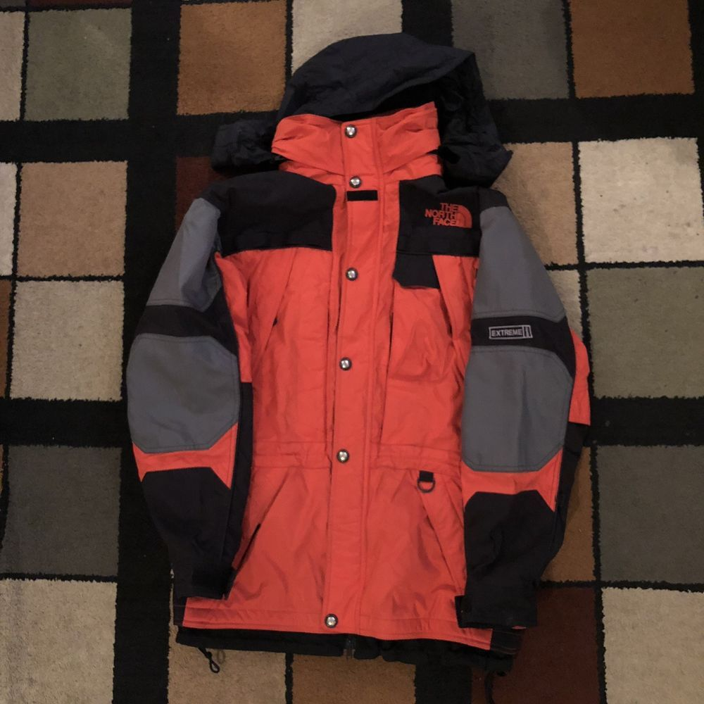 Ebay Sponsored Vintage North Face Search And Rescue Extreme Mountain Rare Orange Jacket Size M Mens Light Jacket North Face Ski Jacket Orange Jacket [ 1000 x 1000 Pixel ]