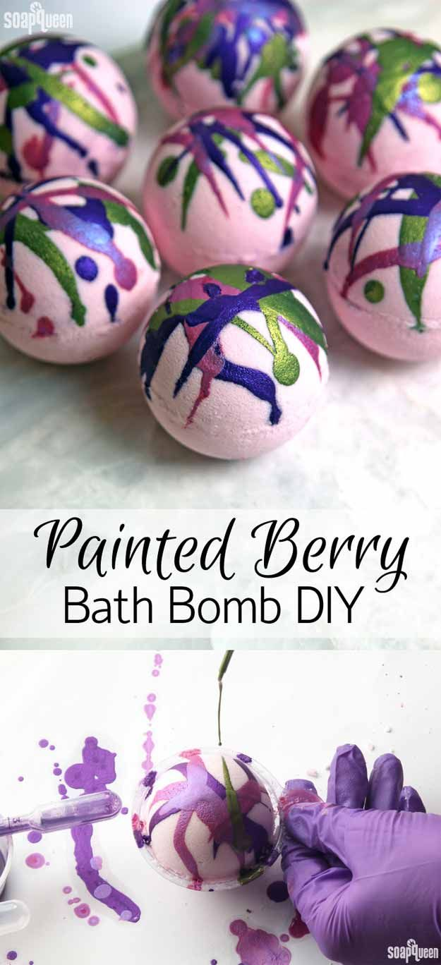 31 Best DIY Bath Bombs For Spa Day at Home | Fun galaxy, Homemade ...
