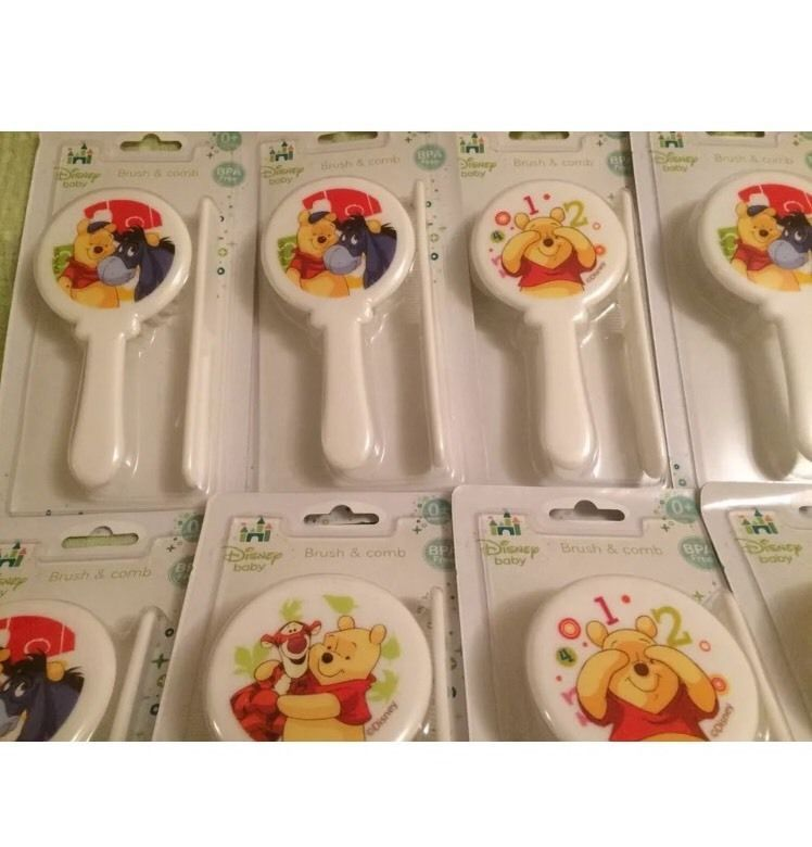 Winnie The Pooh Brush /& Comb Set From Birth Ideal Gift