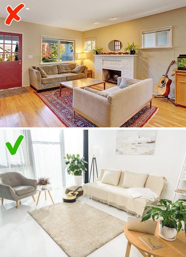 10 for Soluciones apartamentos pequenos