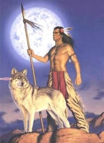 native american spirit...