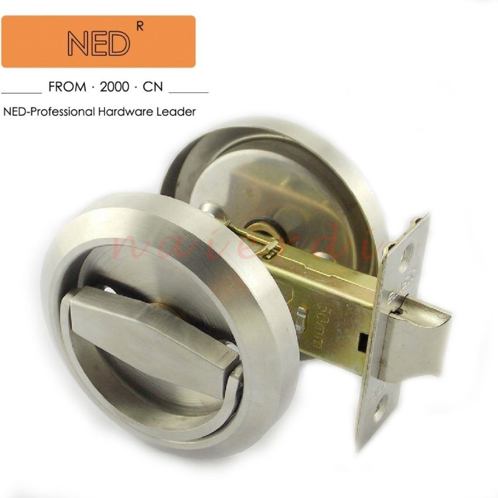 Beau Flush Mount Interior Door Knobs