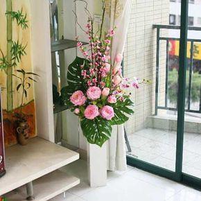 Arranjos De Flores Artificiais Para Igreja Dia Das Maes Namorada