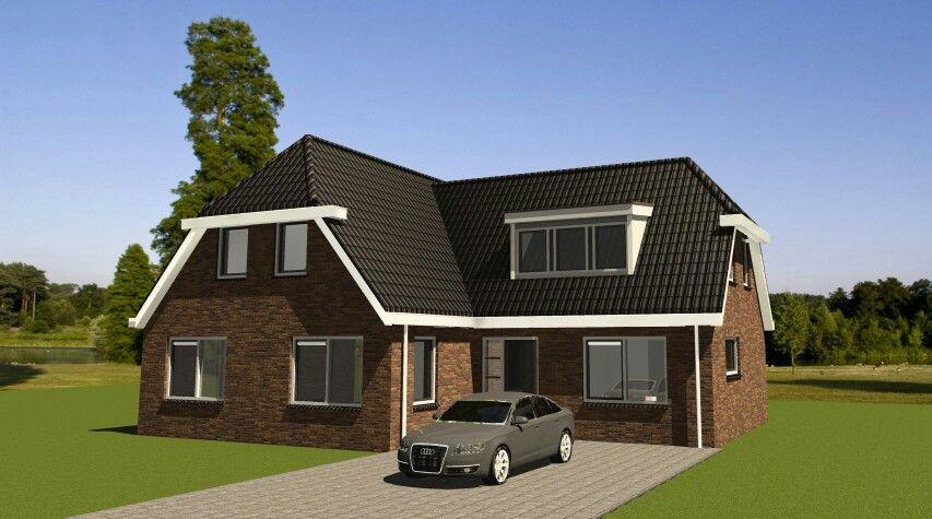 Pin van doormies nl op wolfskap huis huis ontwerpen for Prijzen nieuwbouw vrijstaande woning
