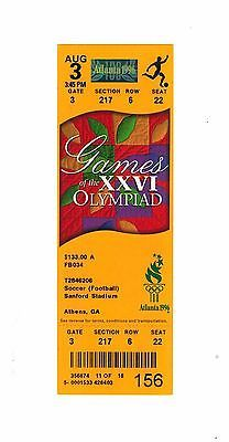 original 1996 Games of the Olmpiad/olympic Atlanta Football ticket Unused  http://dlvr.it/Mr4MGlpic.twitter.com/iY9hNzV9xr