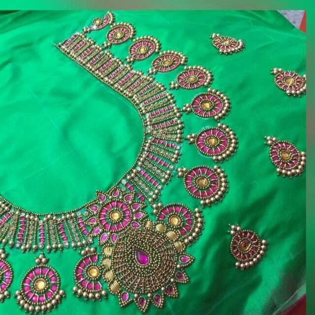 Pin de Priya Gunasekkaran en Embroidery   Pinterest