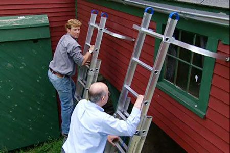 Introducing This Old House Insider Ladder Safety Video Retaining Wall