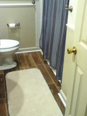Lowes Style Selections Natural Timber Cinnamon Glazed