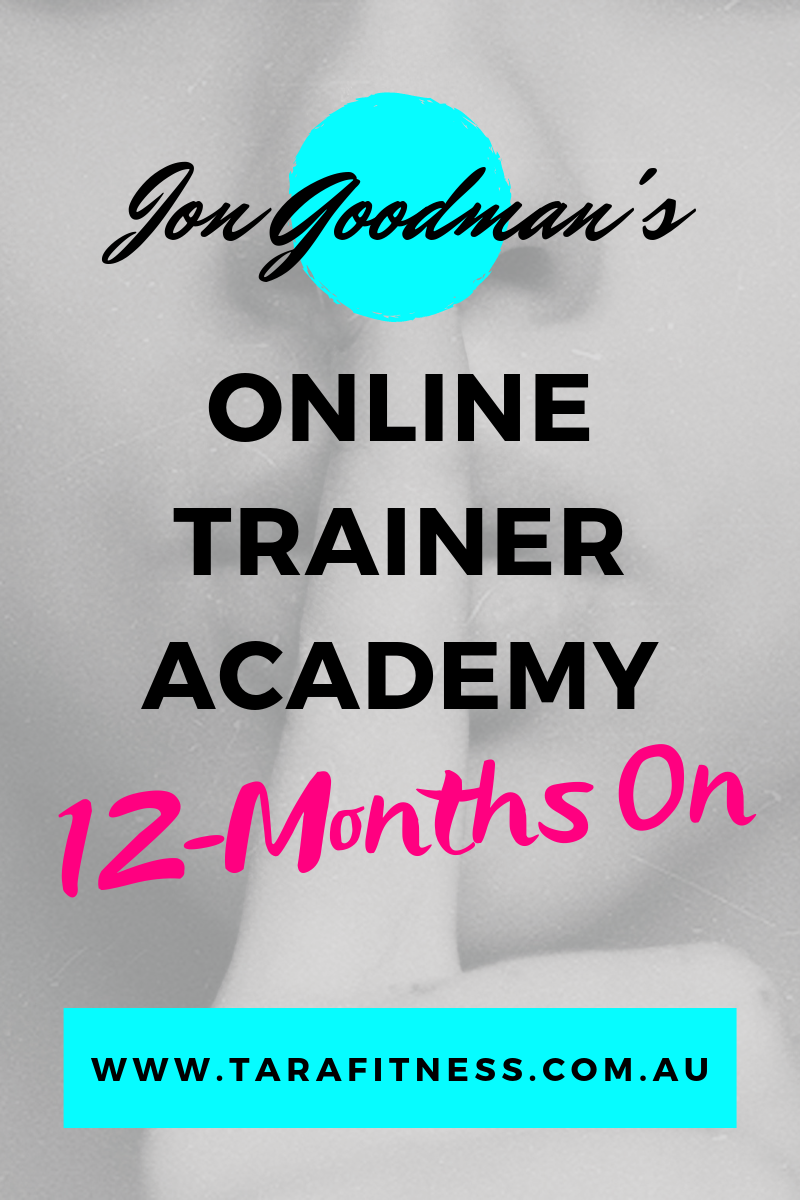 Online Trainer Academy Review 12 Months On Online