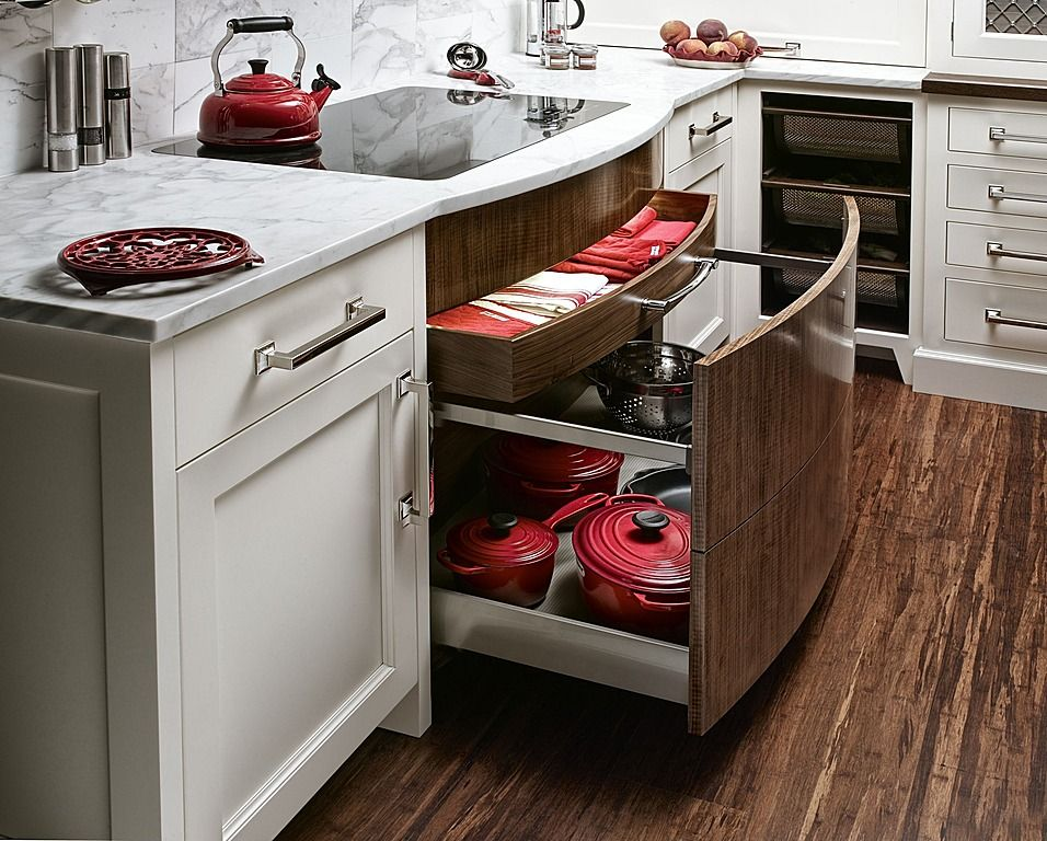 drawers should have one shallow drawer for storage of lids and other thinner objects found on on kitchen organization cabinet id=78081
