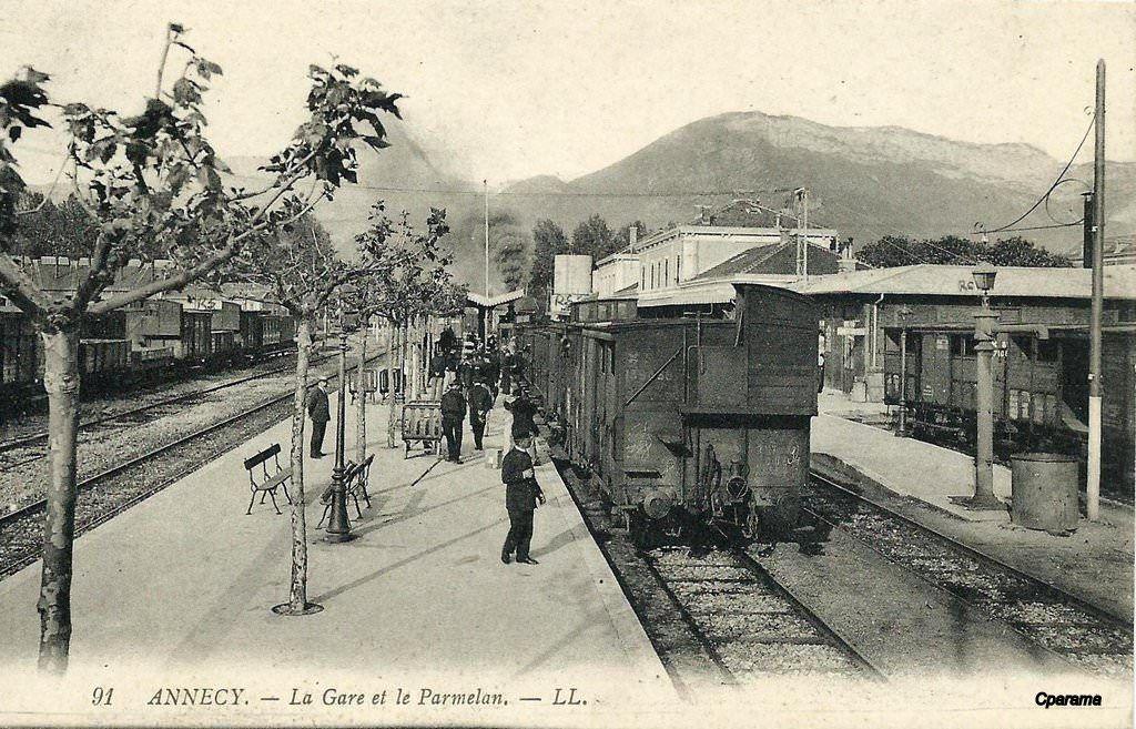 Annecy Haute Savoie La Gare Haute Savoie Annecy Savoie