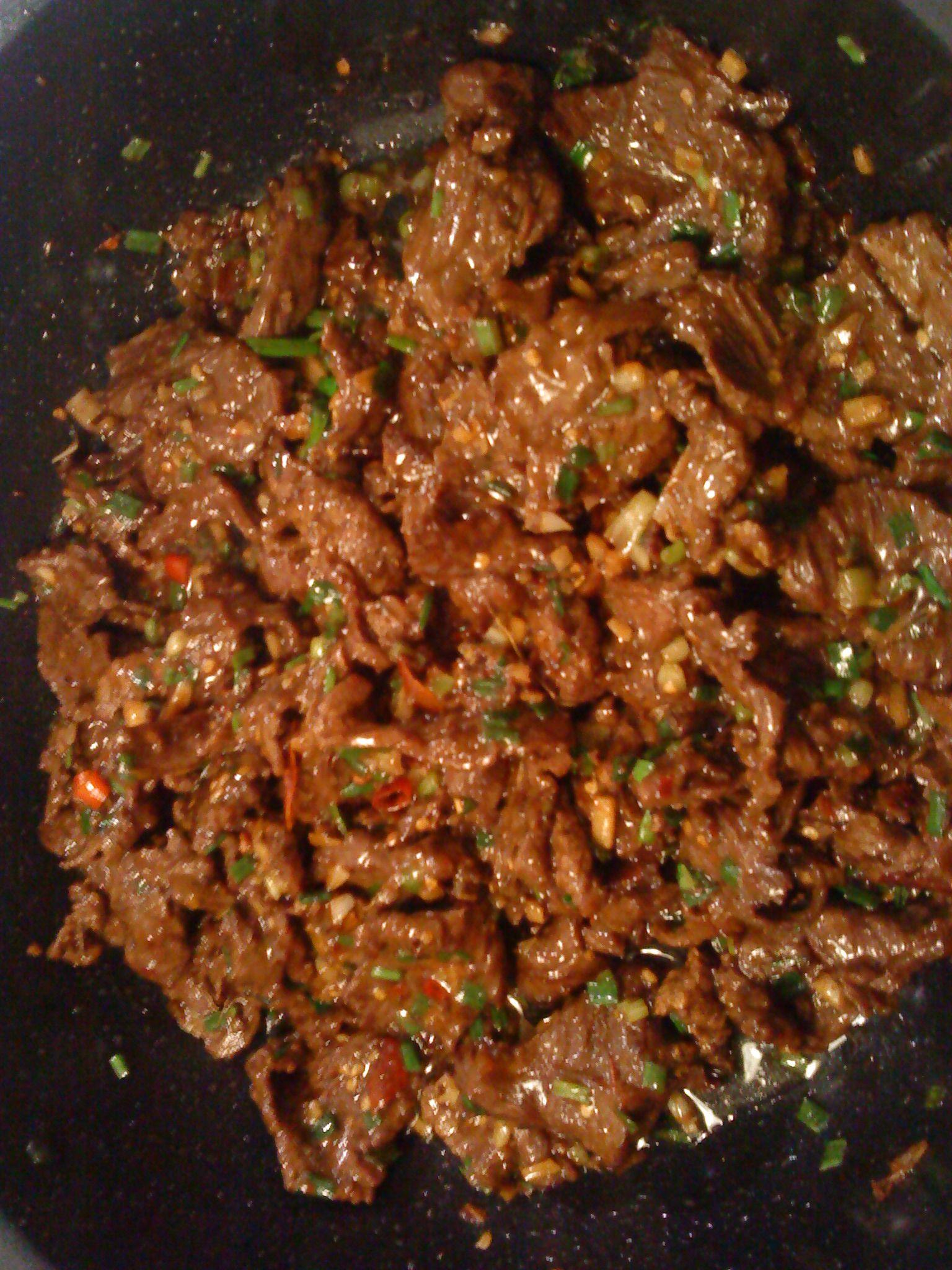 Beef with cumin zi ran niu rou chinese food recipes meat dinner chinese food recipes beef with cumin zi ran niu rou asian food adventures forumfinder Gallery
