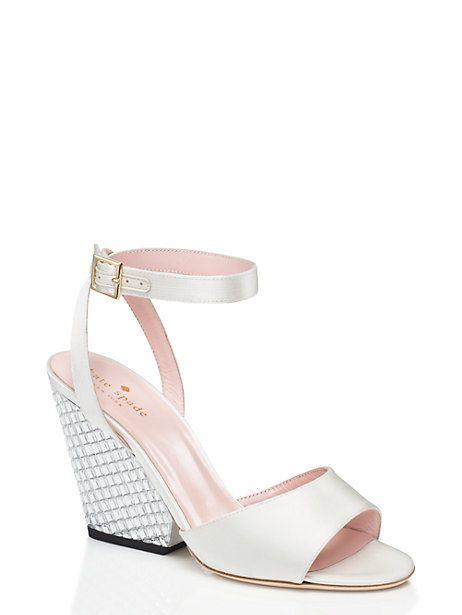 isadora heels - kate spade new york   brautschuhe   Pinterest ... f2df5a3d89