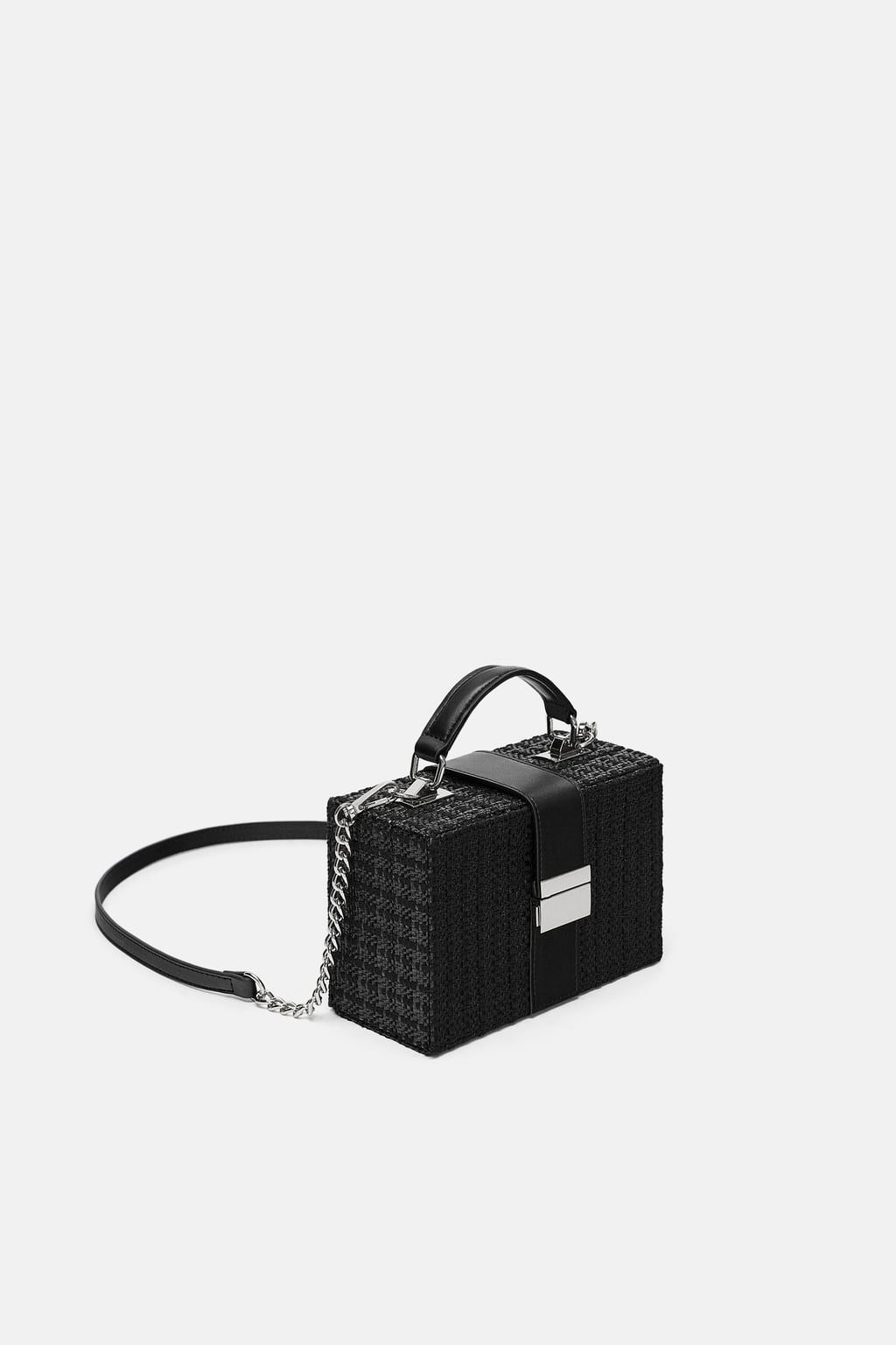 356ab74e Image 1 of SQUARE CROSSBODY BAG from Zara | story boards in 2019 ...