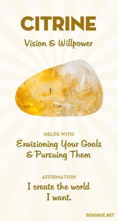 Citrine Meaning and Properties