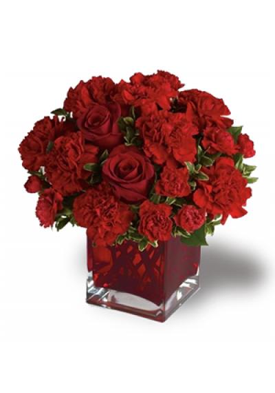 Precious Love Flowers Bouquet Anniversary flowers