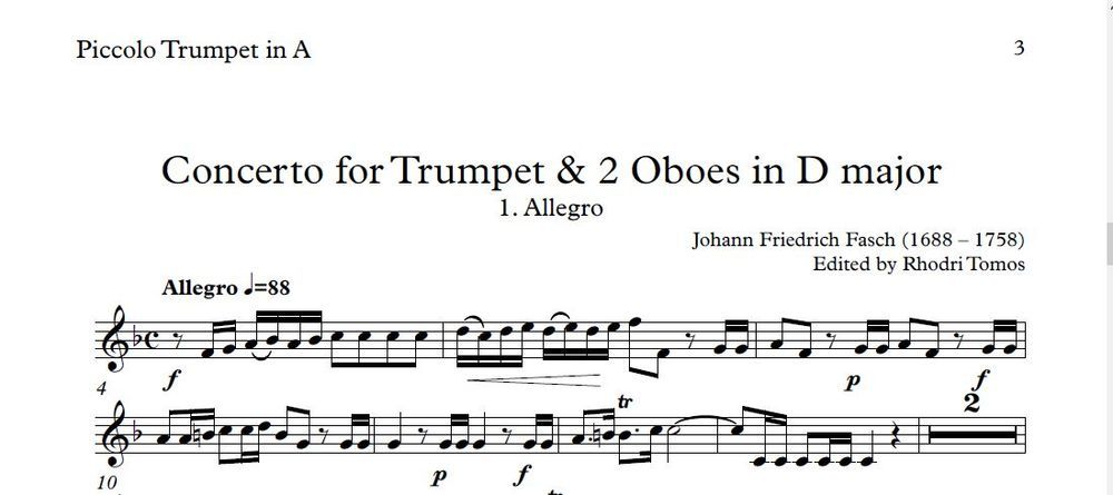 Trumpet play along mp3 backing tracks & pdf
