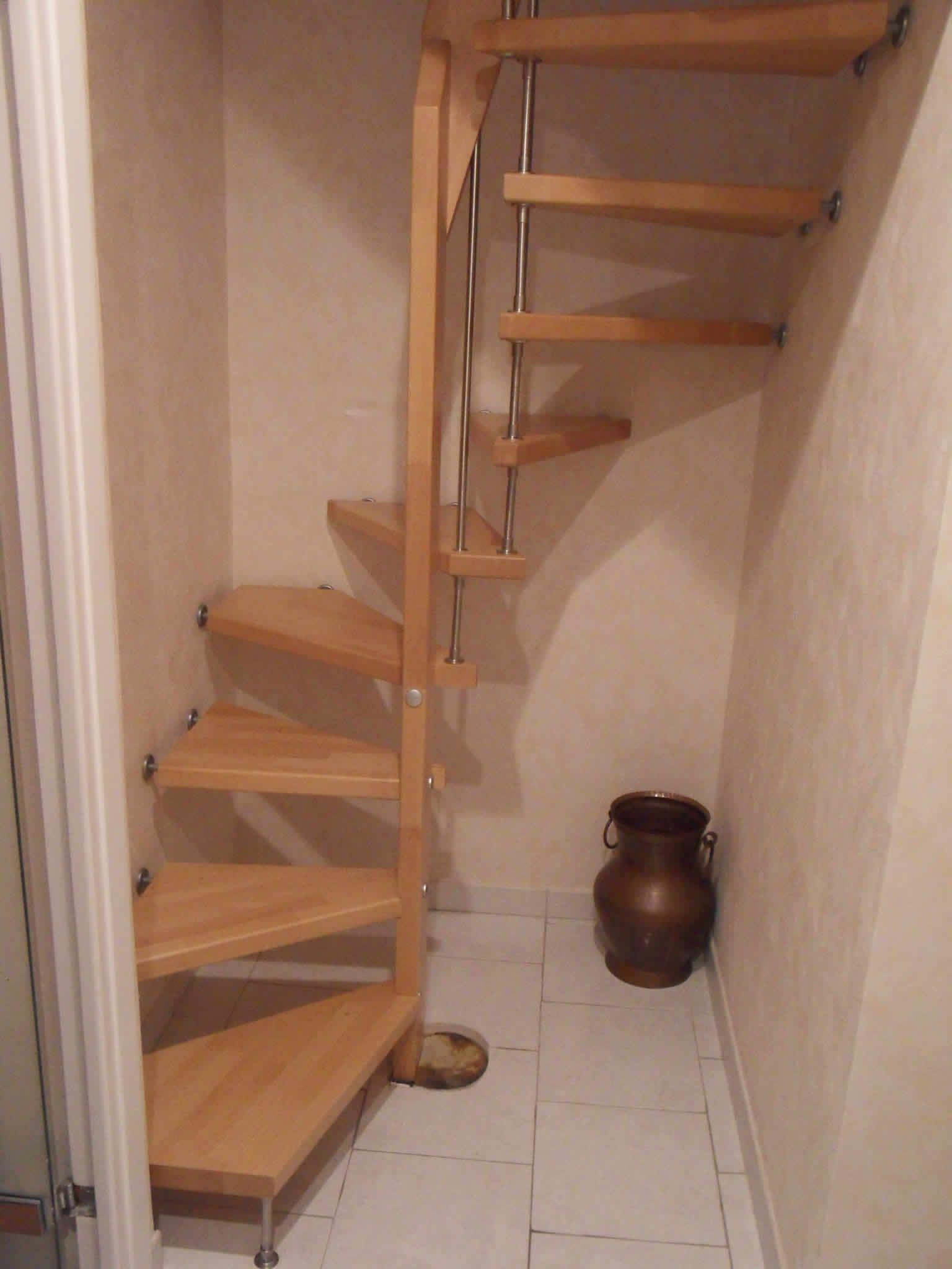 Echelle de meunier en bois escalier design amenagement Echelle de decoration