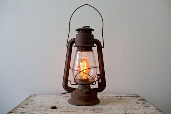 Vintage Lantern Light