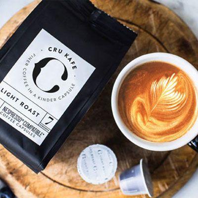 Nespresso Compatible Recyclable Capsules - £5 Off: https://ethicalrevolution.co.uk/2016/01/19/nespresso-compatible-recyclable-capsules-5-off/ #FairTrade, #Organic, #VoucherCodes @crukafe