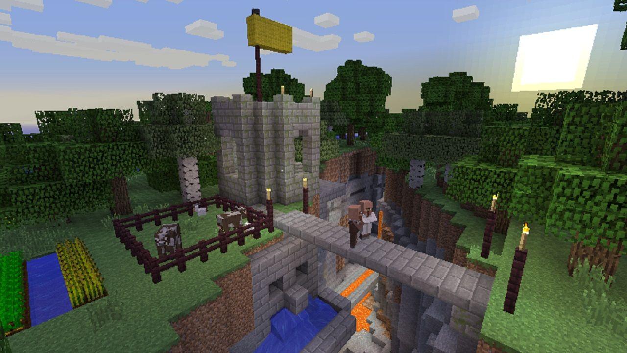 Minecraft: PlayStation®Vita Edition | Games | Playstation, Minecraft