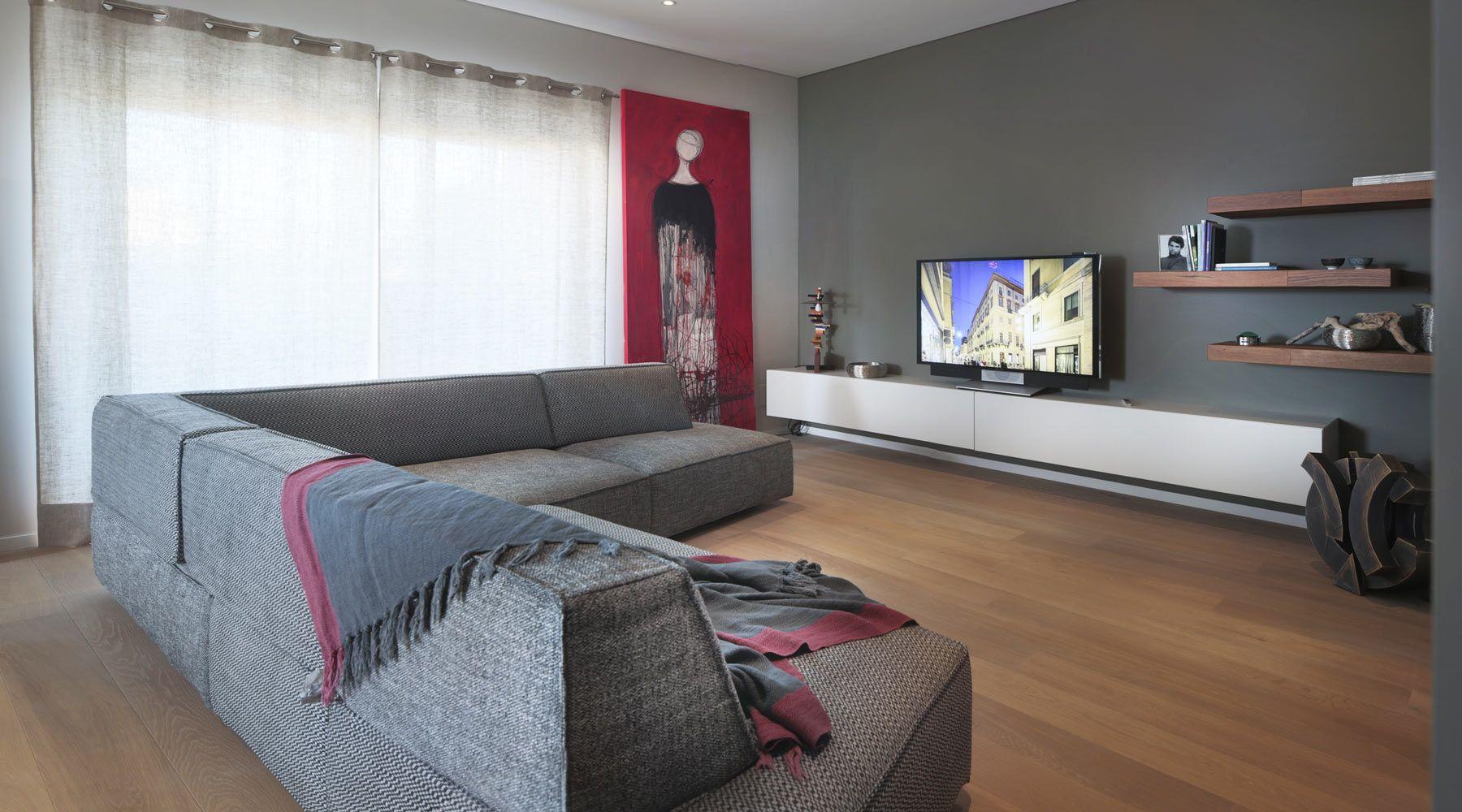 Divano Angolare A Torino.Real Estate Torino Building Lagrange12 Luxury Rooms Home Decor