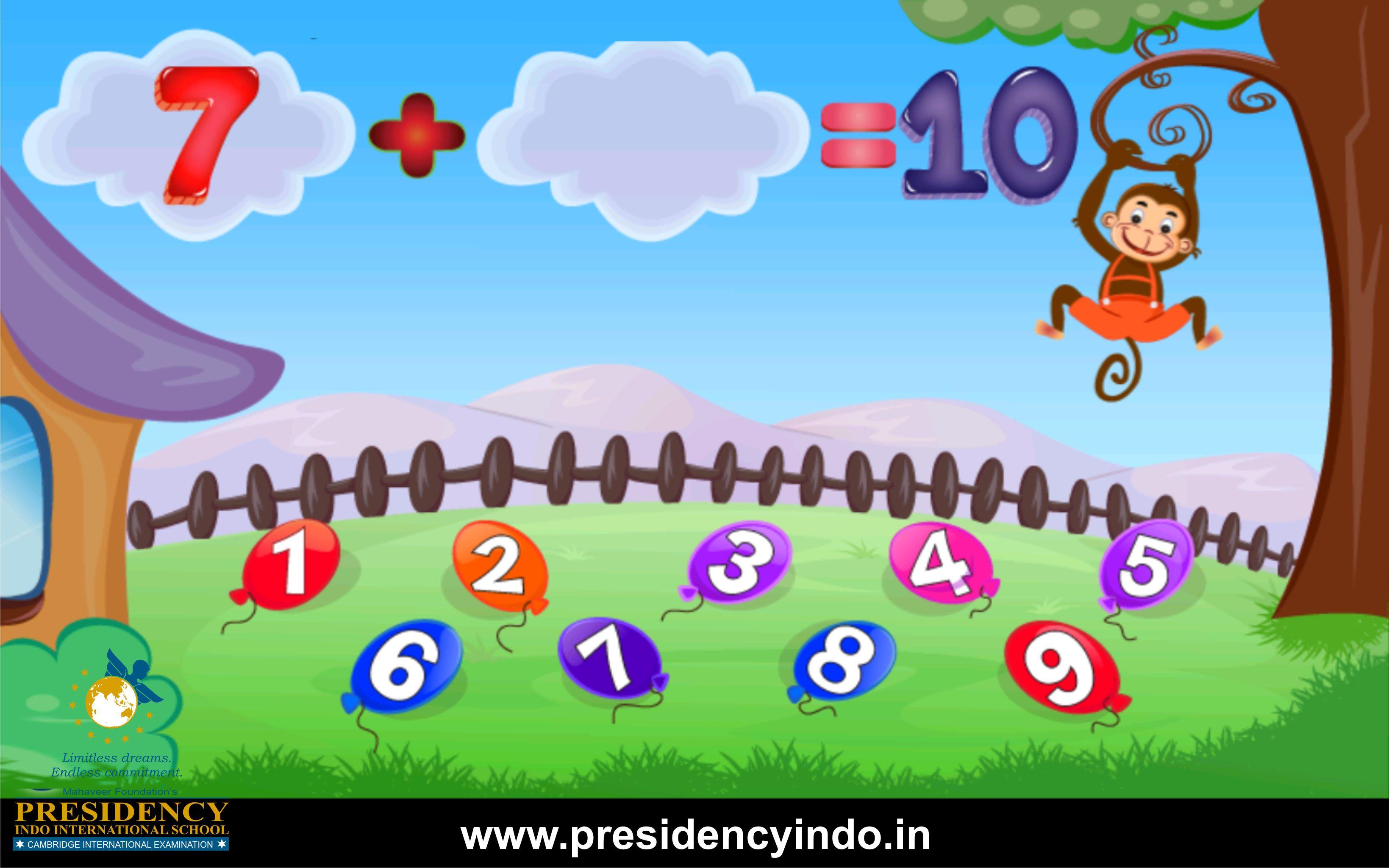 Solve Maths Question 7 10 Presidencyindo Math Addition Games Addition Games Math Addition Addition to games online