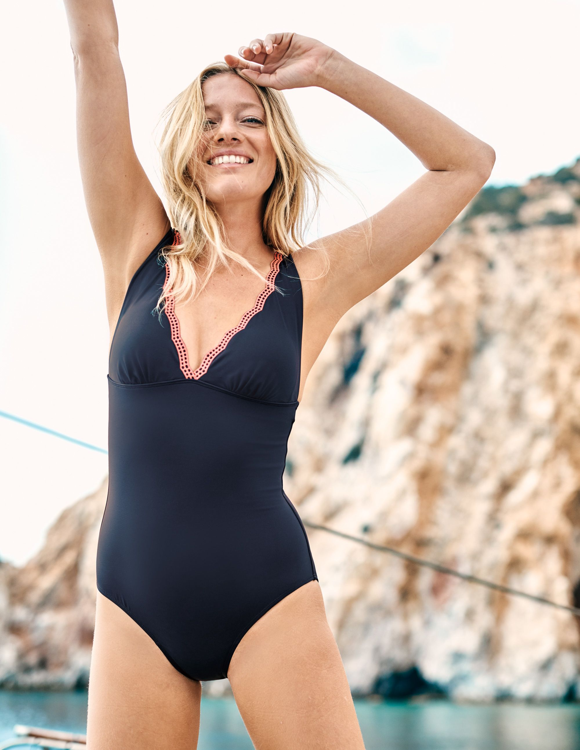 fc535b15fc Corfu Swimsuit S0049 Swimsuits at Boden
