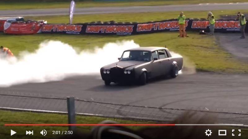 Rolls Royce Drift Car Http Www Modifiedcars Com