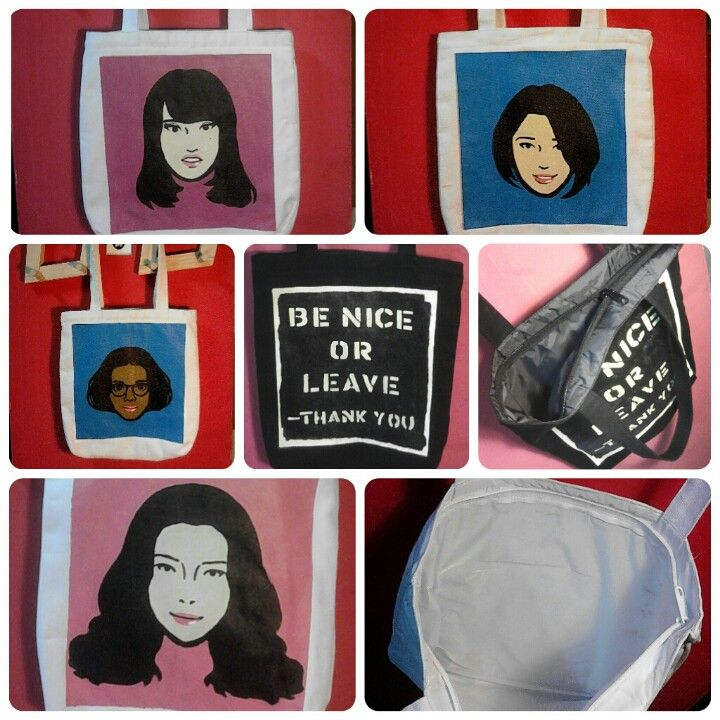 do you have your face on your tote bag? use toteface bag by Hellowood Labs.. :D