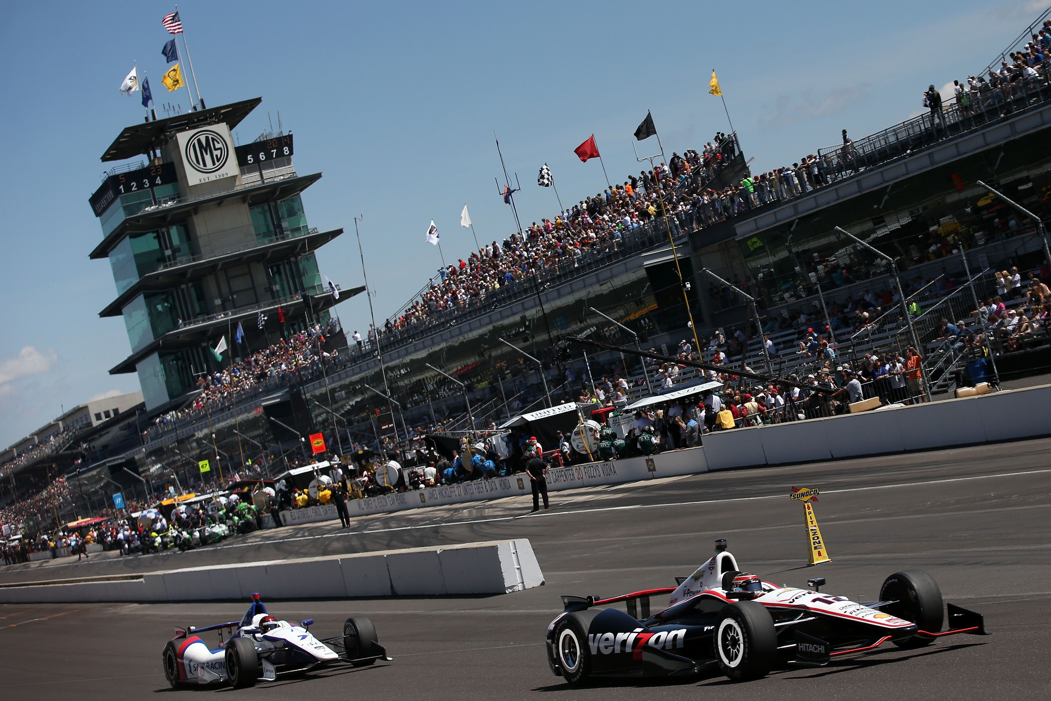 Indy 500 Preview WideOpen Field Ready To Battle For