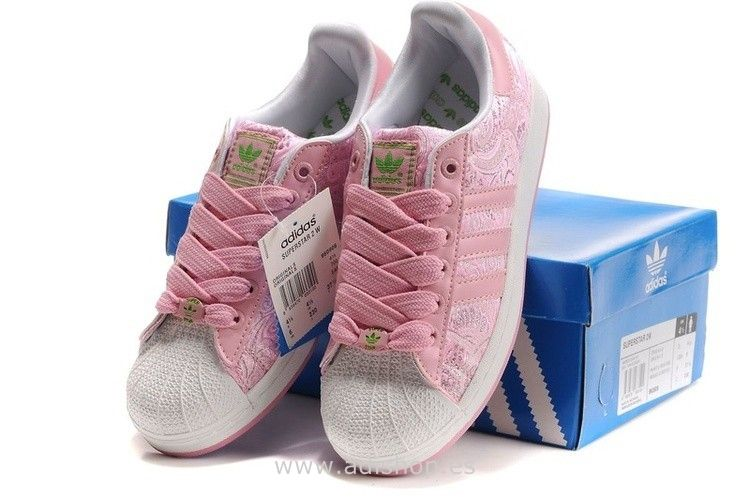 adidas superstar 2 rosas