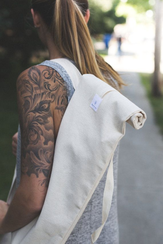 Reusable baguette bag by DanslesacBoutique on Etsy