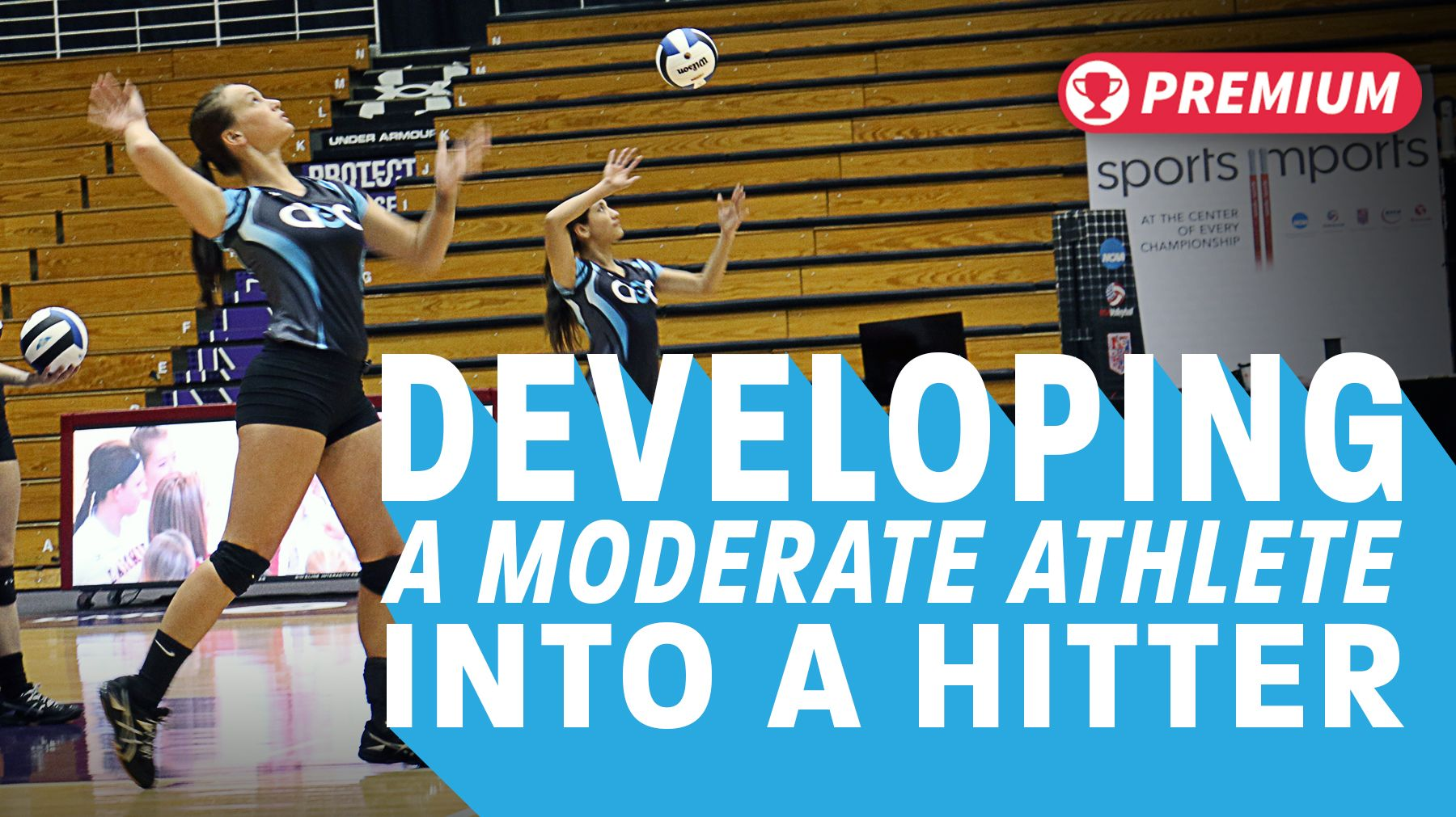 Developing A Hitter Who Isn T The Greatest Athlete With Images Coaching Volleyball Volleyball Drills Volleyball Practice