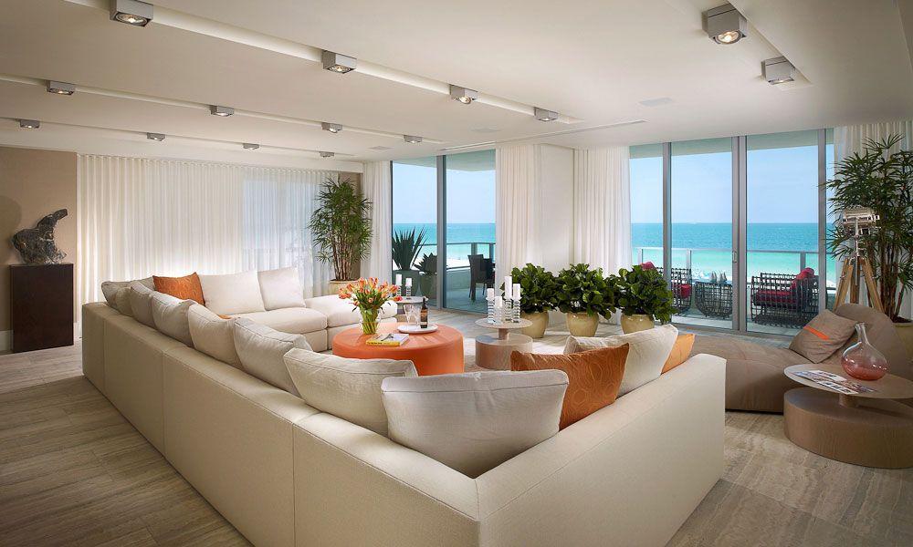 Contemporary Interior Design in South Florida | Interiors ...