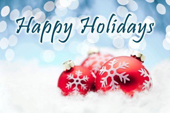 Happy Holidays!!! 2013.