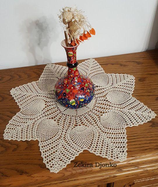 World crochet: My works 119