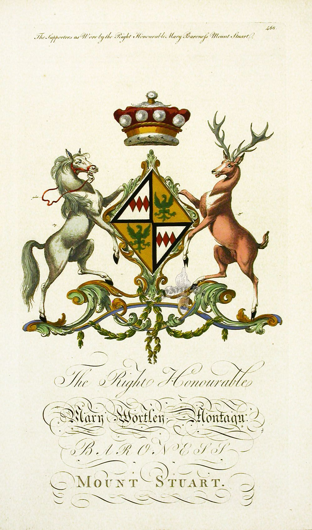 Coats of Arms, Heralic Crests, Family Trees from Segar   animals ...