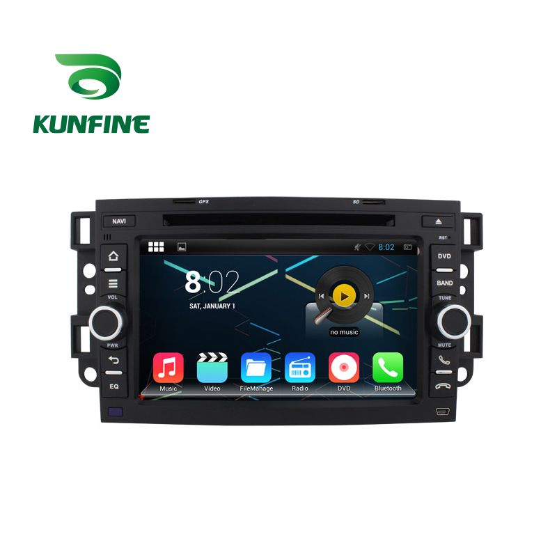 Kunfine Android 7 1 Quad Core 2gb Car Dvd Gps Navigation Player Car Stereo For Chevrolet Aveo 2002 2011 Radio Headuni Car Stereo Gps Navigation Car Electronics