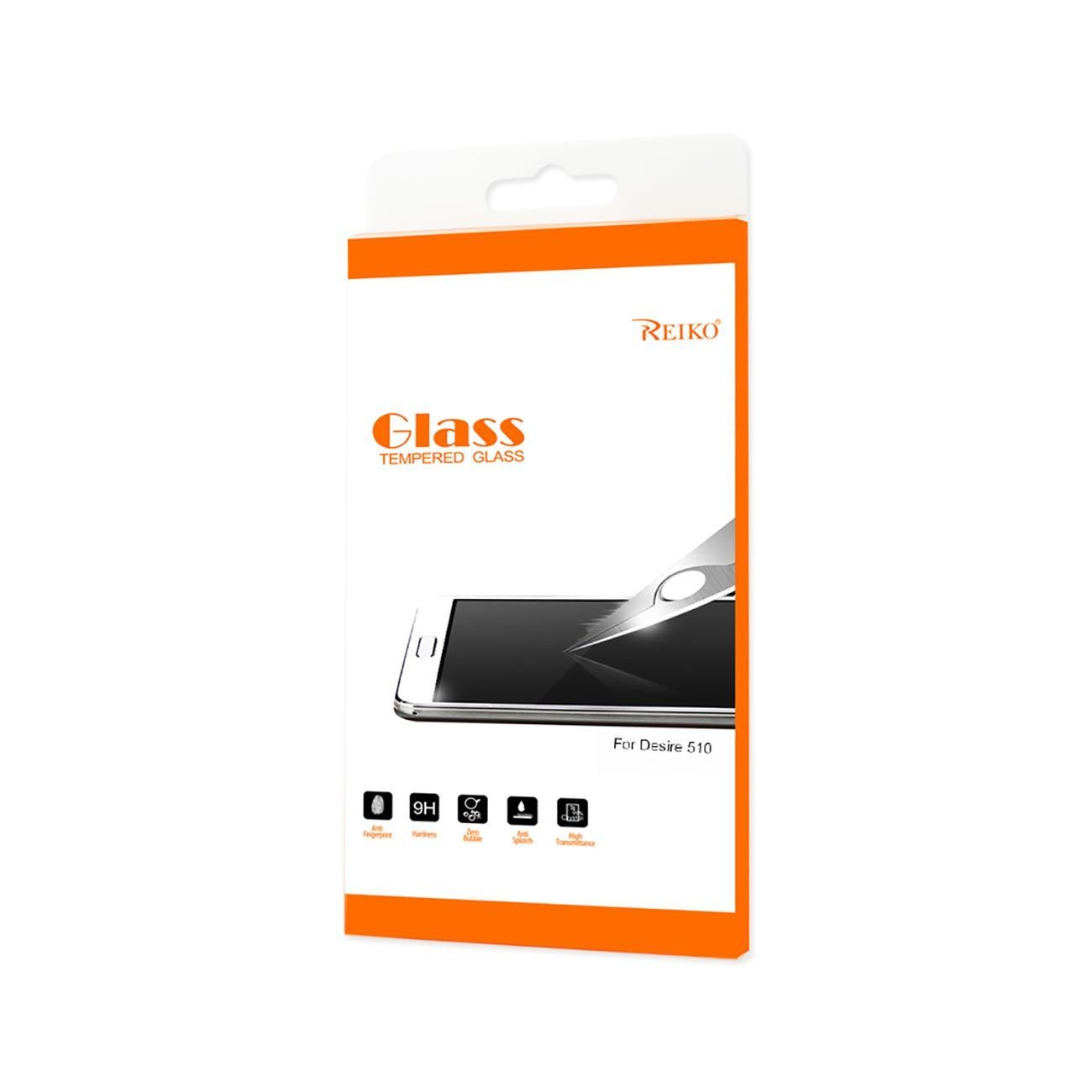 HTC Desire 510 Clear Tempered Glass
