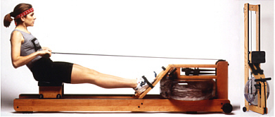 WaterRower Natural Rowing Machine with S4 Monitor | Products