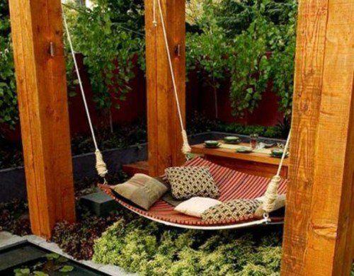 Gartenschaukel Selber Bauen Wunderschone Ideen Und Tipps Fur Sie