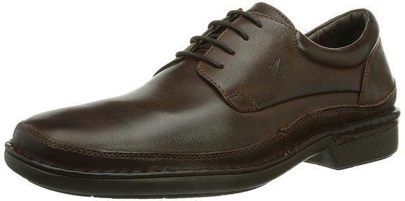 Pikolinos - Chaussures À Lacets En Cuir Pour Les Hommes, Brun, Taille 43