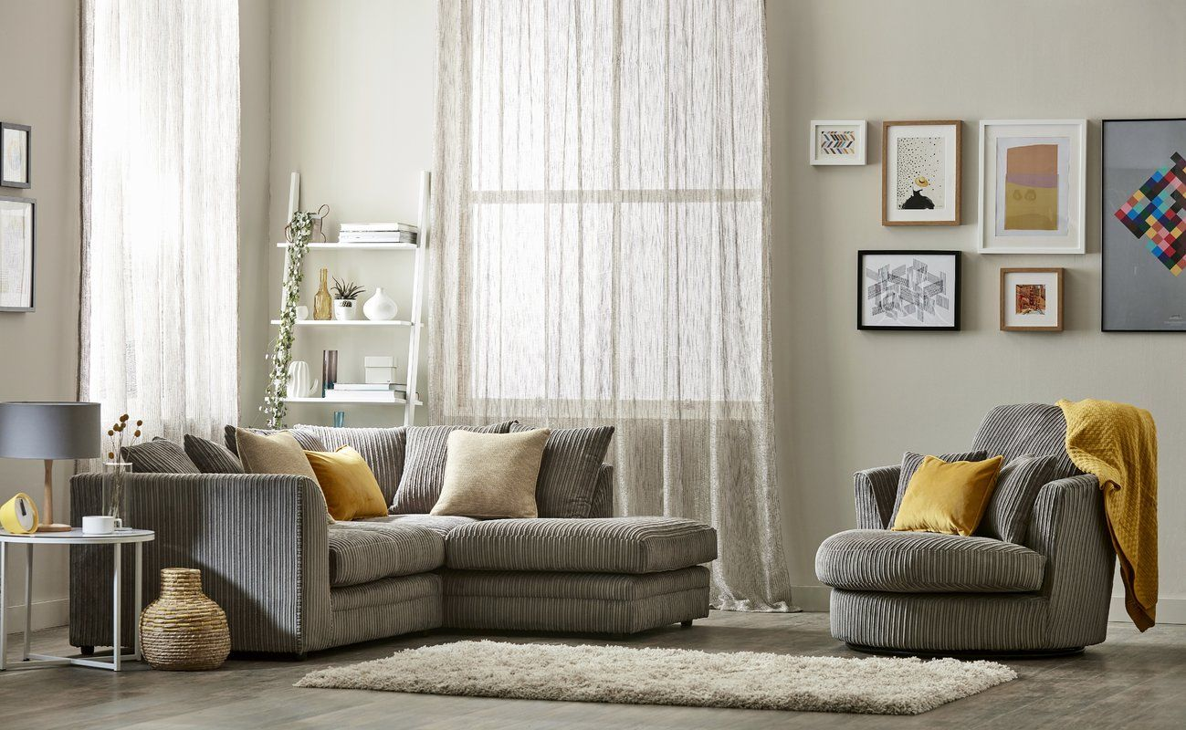 Swell Darcey Corner Sofa In 2019 Comfy Home Corner Sofa Sofa Customarchery Wood Chair Design Ideas Customarcherynet