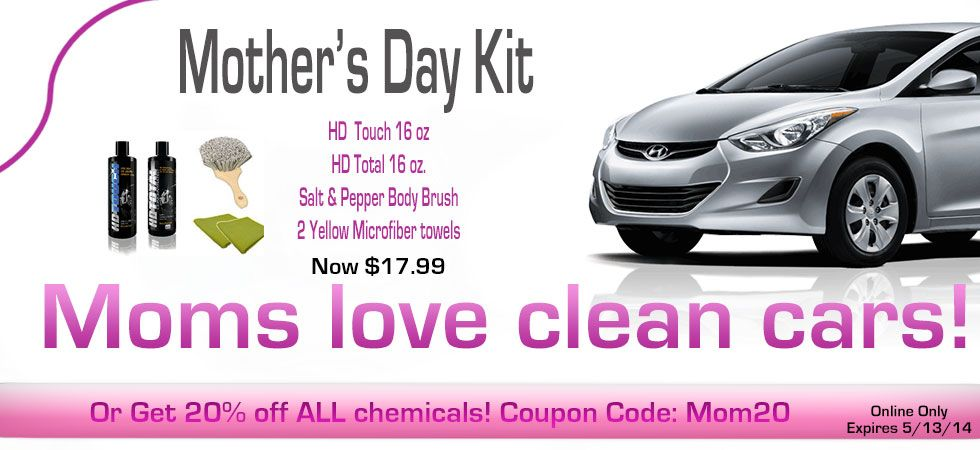 Mother's Day promo ends Tuesday May 13 !!! Really great