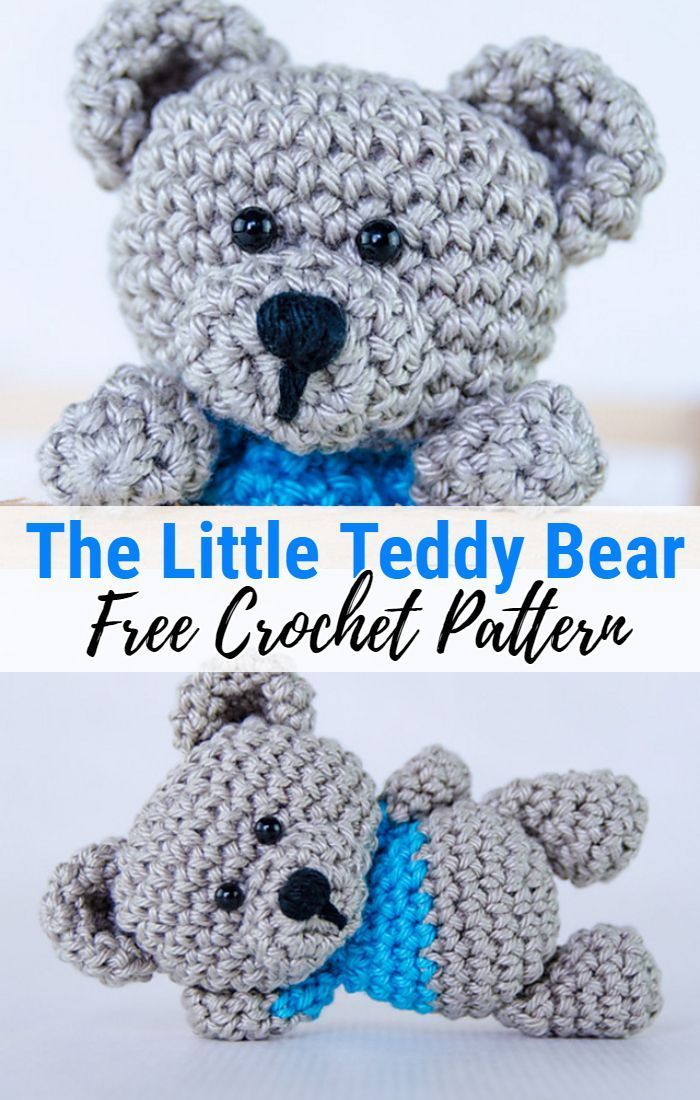 Free Crochet Bear Patterns – Amigurumi Patterns #Crochet Toys Patterns teddy bears Free Crochet Bear Patterns – Amigurumi Patterns #crochetbear