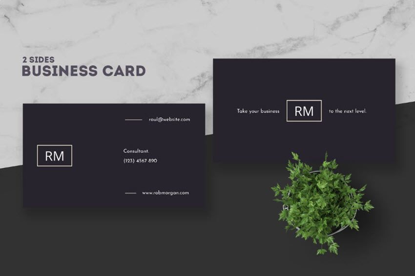 How To Make Great Business Card Designs Quick Cheap With Templates Online Business Card Graphic Business Cards Vector Templates Business Cards Layout