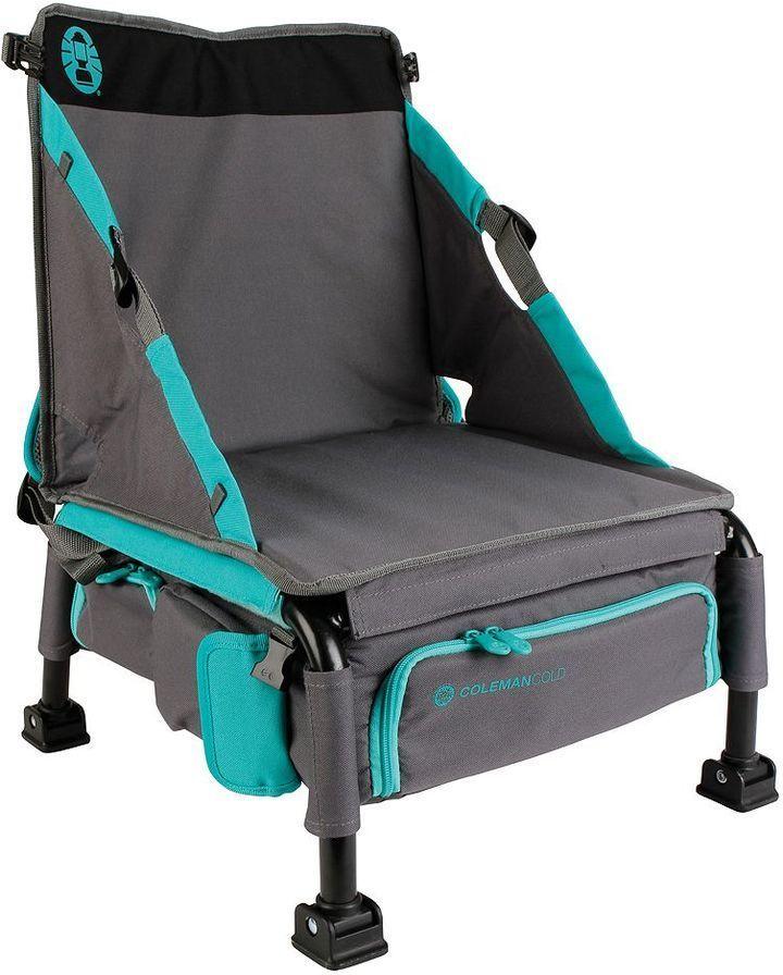 Coleman Treklite Plus Coolerpack Camp Chair Trucos Para Acampar