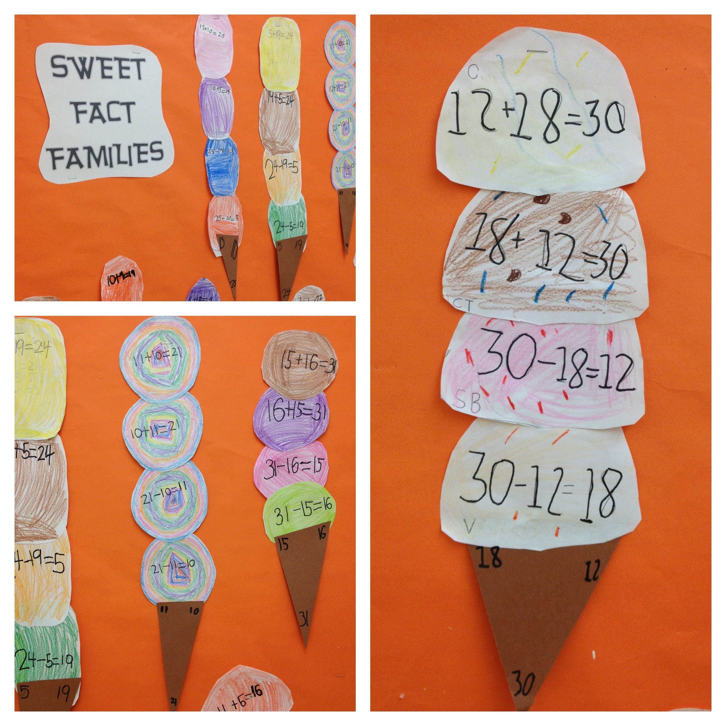 Fact Family Craft
